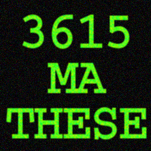 LOGO 3615 ma these